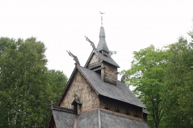 Religious Icon Stolen from Stavkirke on Washington Island