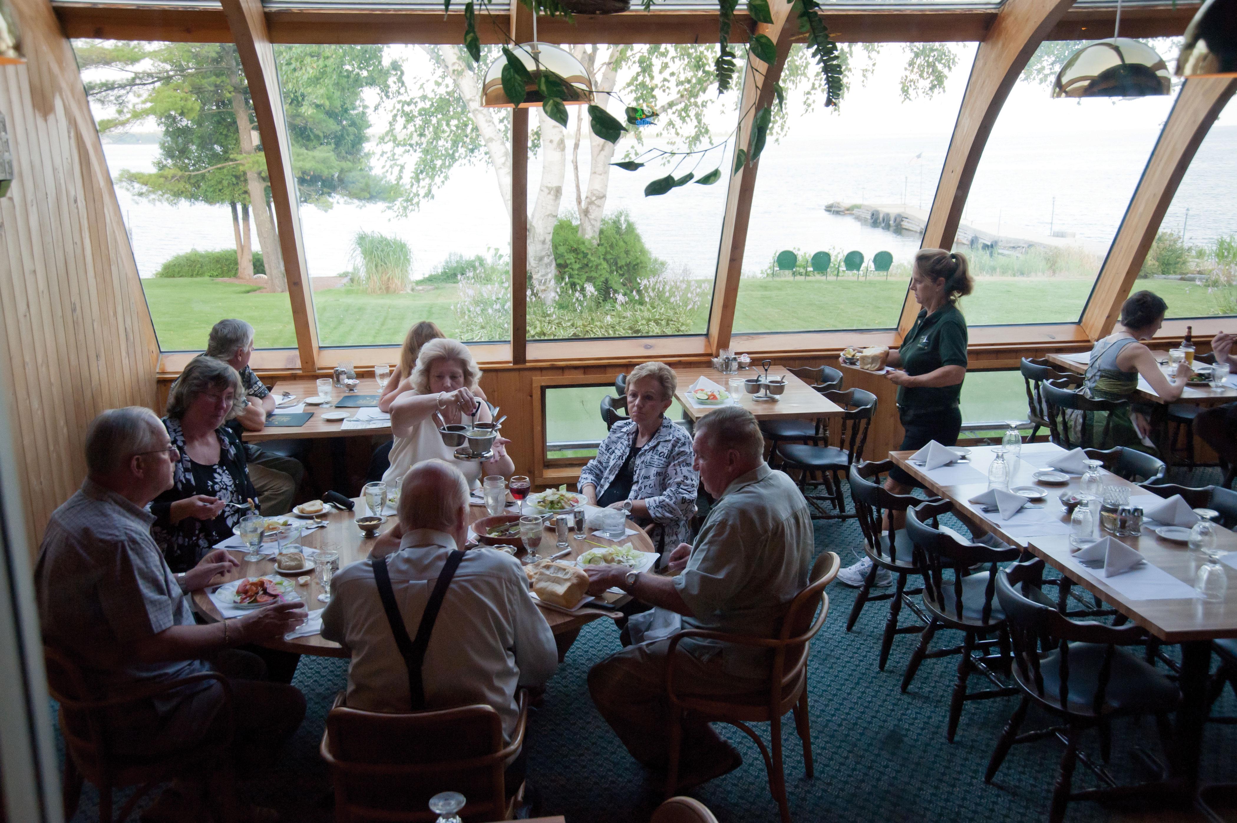 The Nightingale Supper Club Door County Pulse
