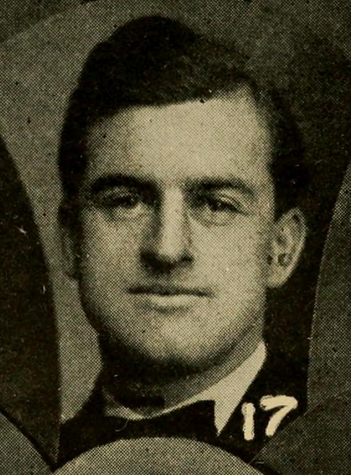 Cochems attended UW-Madison from 1898-1901 before embarking on a football coaching career at North Dakota State, Wisconsin, Clemson, St Louis, and Maine universities. Photo credit: St. Louis University, 1906.