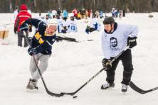 Len Villano, Pond Hockey