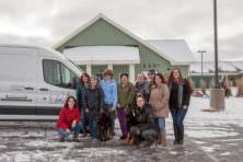 Door County Humane Society, Van
