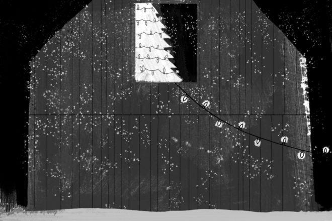Justin Isherwood: The Tree In the Barn