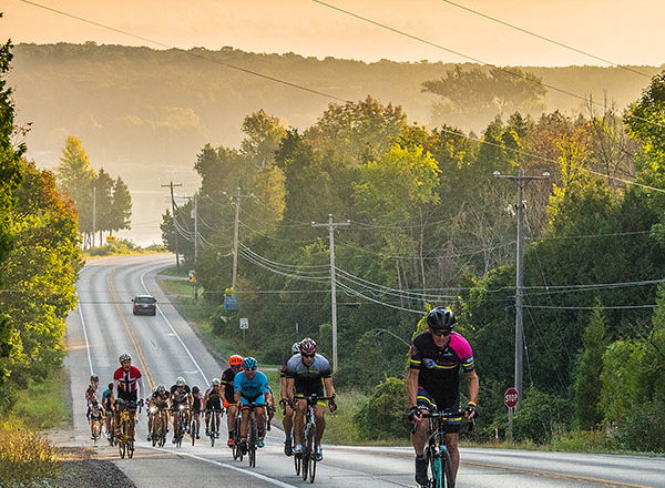 Peninsula Century Fall Challenge Photos 2018
