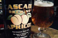 Cheers, Cascade Brewing, Jim Lundstrom, beer, beer review, Door County
