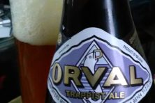 Cheers, beer review, Jim Lundstrom, Orval Trappist
