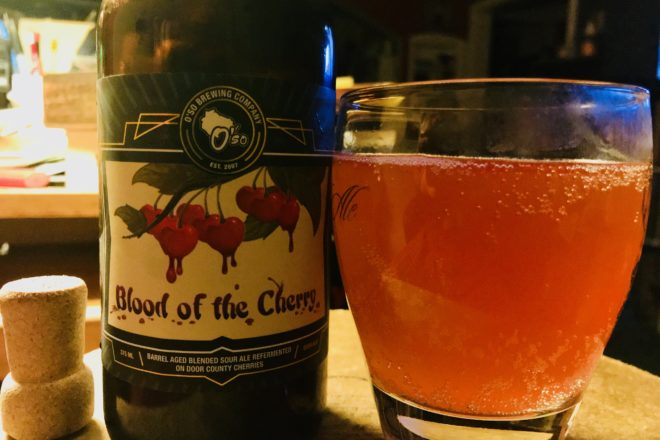 Cheers!: How About a Little Cherry Blood?