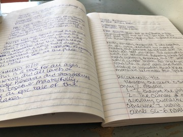 Book Journaling for Beginners