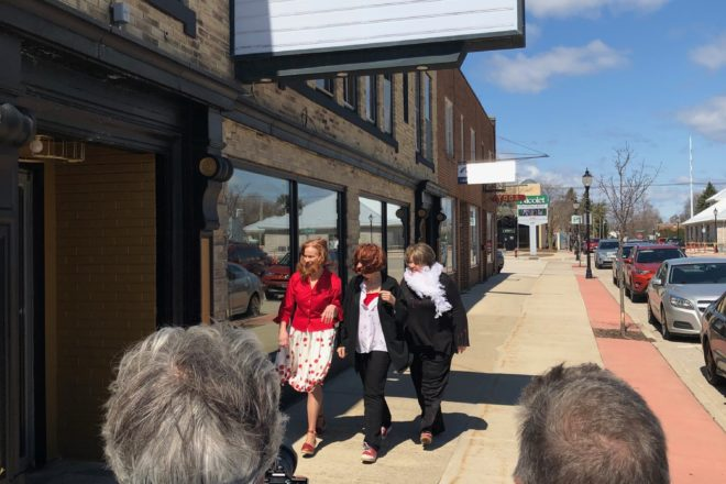 Improv Troupe Launches Door County Comedy Channel